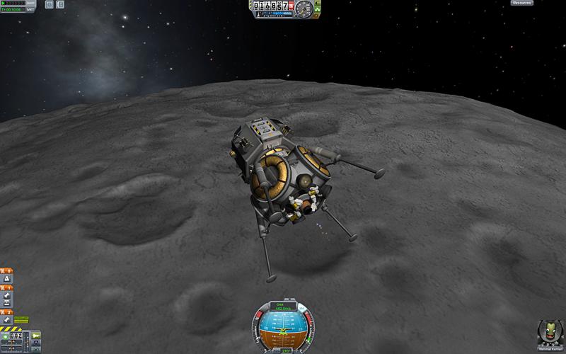 kerbal space program mun mission - photo #33