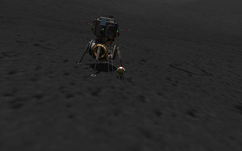 kerbal space program mun mission - photo #5