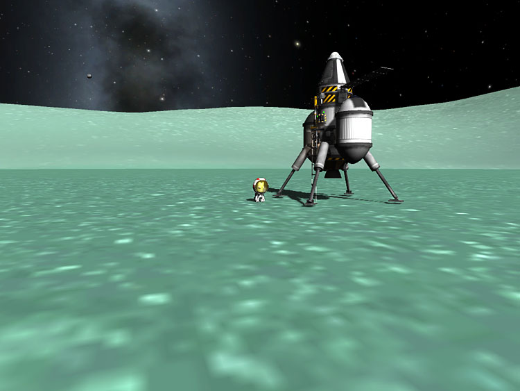 kerbal space program mun landing - photo #39