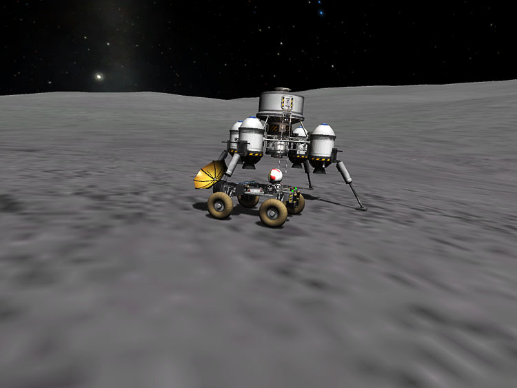 Kerbal Space Program Stock Rover (page 2) - Pics about space