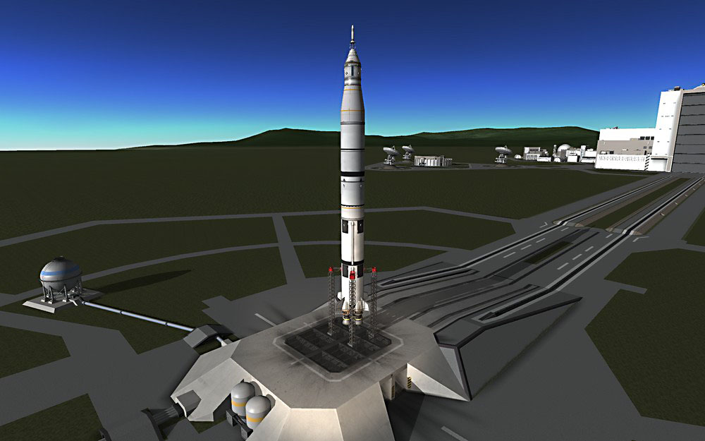kerbal space program apollo 11 mod - photo #38