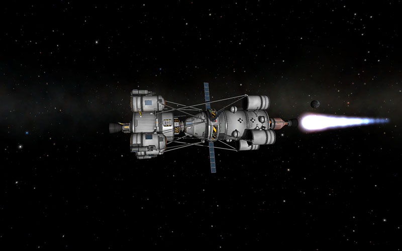 interplanetary spacecraft - photo #9